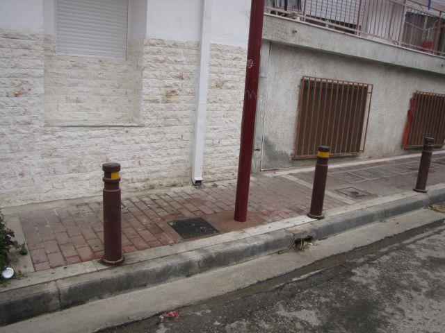 Το σημείο στη Δάφνη όπου σκοτώθηκε ο Λάμπρος Φούντας