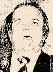 Ο εισαγγελέας Γεώργιος Θεοφανόπουλος που δολοφονήθηκε από την Αντικρατική Πάλη που ίδρυσε ο Χρ. Τσουτσουβής αφού αποχωρώντας από τον ΕΛΑ το 1980.