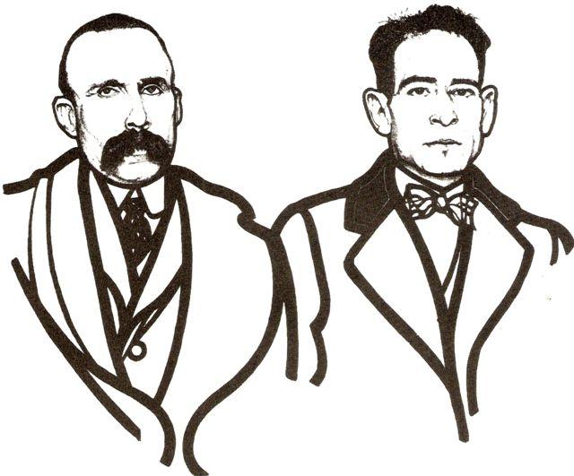 Οι ιταλο-αμερικανοί αναρχικοί μάρτυρες Σάκκο και Βαντσέτι