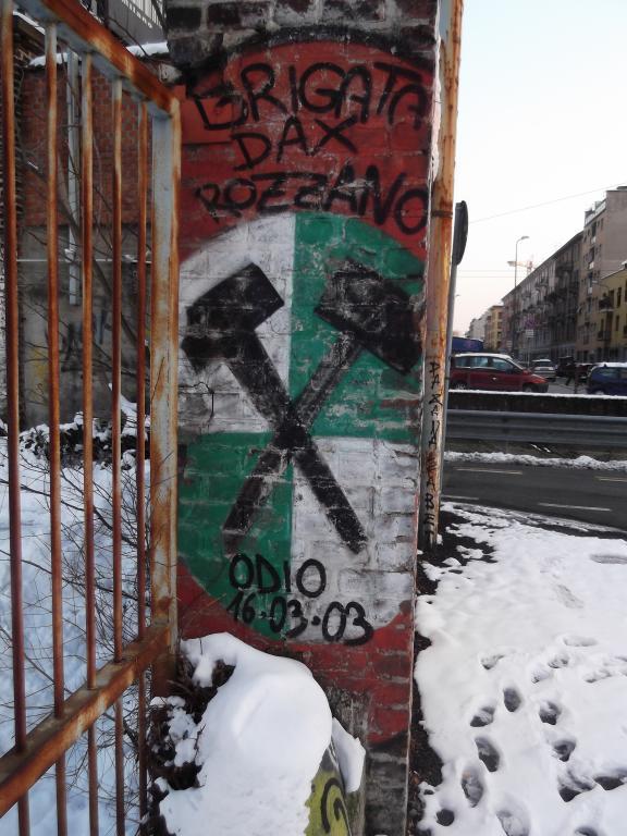 """""""Dax Brigade Rozzano"""""""
