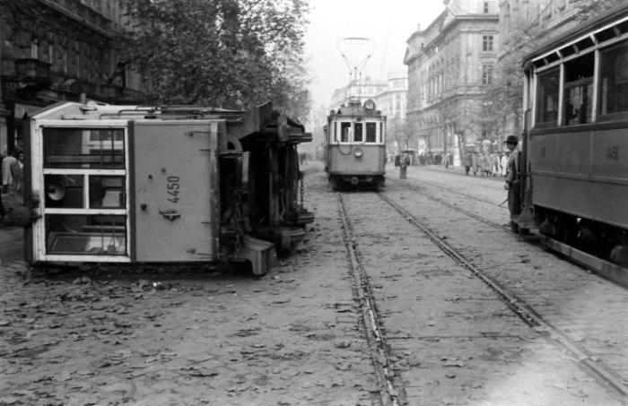Βουδαπέστη, Ουγγαρία, 1956.