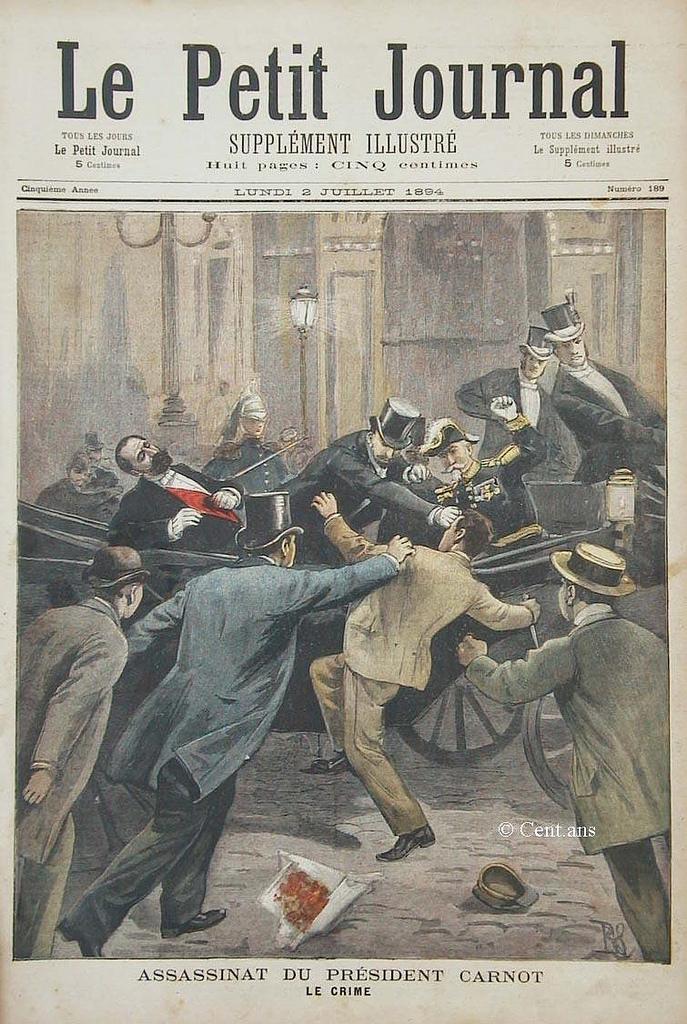 Η δολοφονική επίθεση του Καζέριο εναντίον του Προέδρου