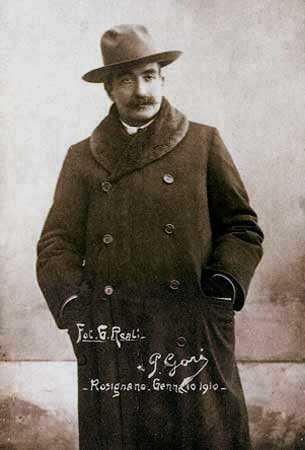 Ο Pietro Gori (1865 - 1911)