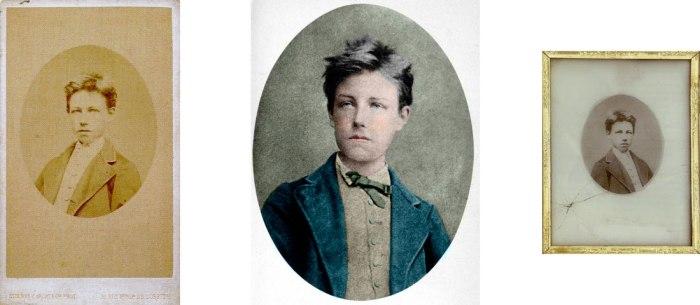 Τα διάσημα πορτρέτα του Γάλλου φωτογράφου Etienne Carjat (1871-72).