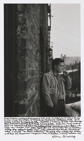 Τζακ Κέρουακ, Μανχάταν, Σεπτέμβριος 1953