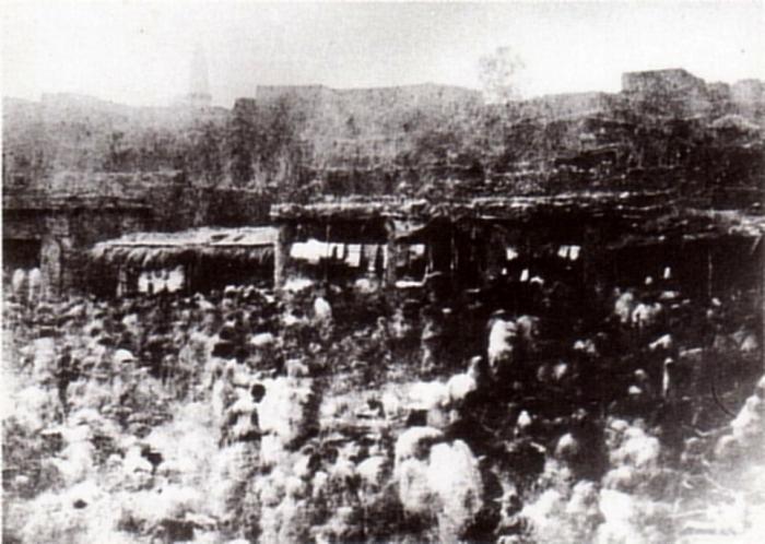 Ο εμπορευματικός σταθμός του Χαράρ όπου εργάστηκε ο Ρεμπώ