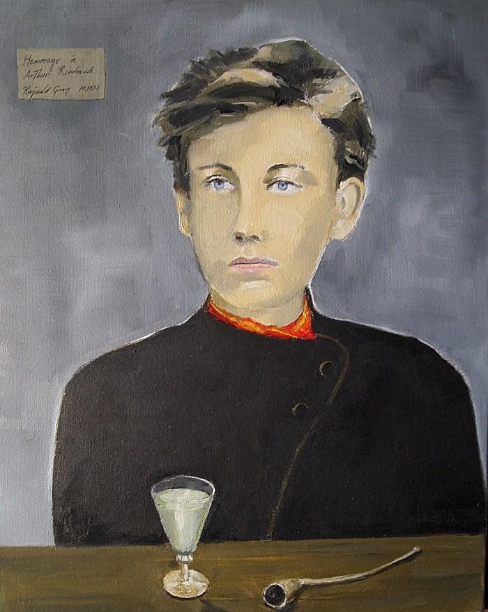 Πορτρέτο από τον Reginald Gray's (2011)