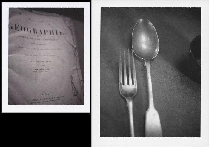 Polaroids της Patti Smith. Μουσείο Arthur Rimbaud (Charleville-Mezieres).