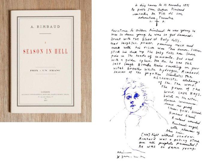 Ωδή στον Rimbaud από την Patti Smith.