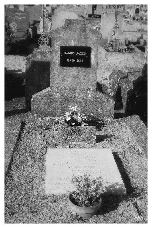 Ο τάφος του Ζακόμπ