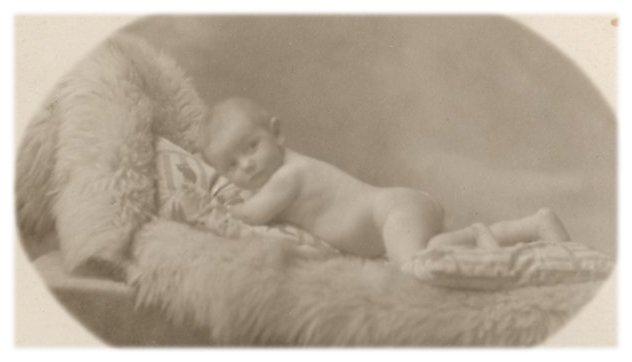 Ο Ζακόμπ μωρό