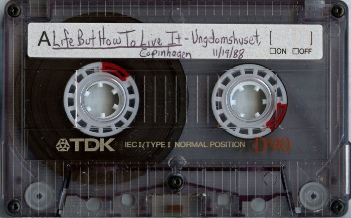 Βλ. Noise Addiction (1988).