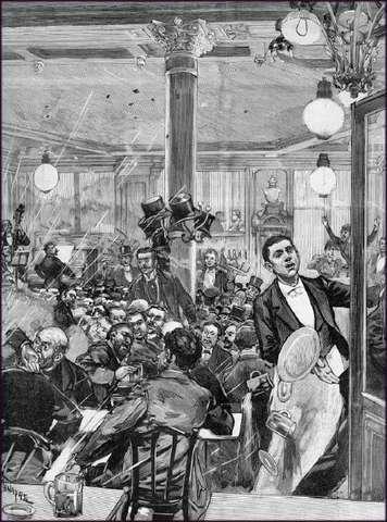 Η έκρηξη στο καφέ Τερμινούς, 17 Φεβρουαρίου 1894