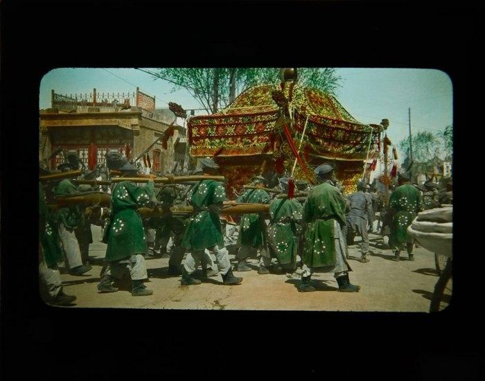 Κηδεία στο Πεκίνο